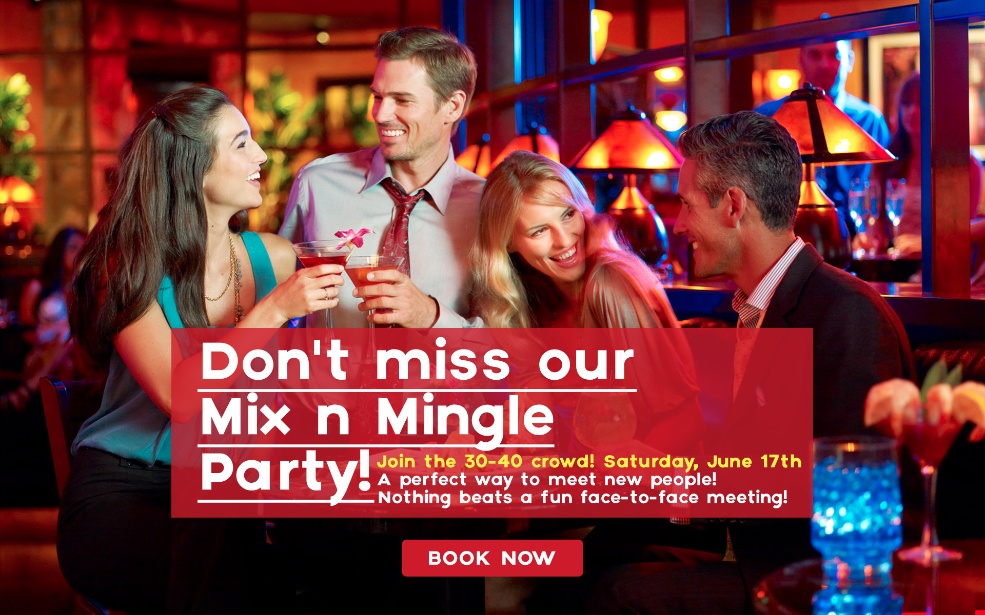 melbourne speed dating events