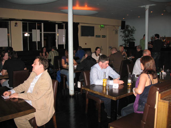 Speed dating table quiz dublin