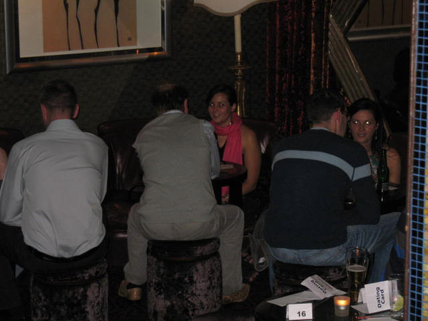 Speed dating dublin howl at the moon